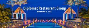 Diplomat Hotel Dinner